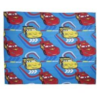 Cars Speed Fleece Blanket