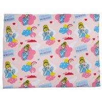 Disney Pink Princess Cinderella Fleece Blanket