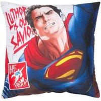 Batman V Superman Reversible Multicolour Cushion