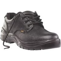 Site Coal Black Safety shoes  Size 11