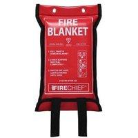 Firechief SVB1/K40 Fire blanket (L)0.3m x (W)0.17m