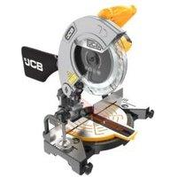 JCB Professional 240 V 210mm Compound mitre saw