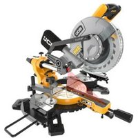 JCB Professional 1500W 240V 210mm Sliding Mitre Saw JCB-MS210-SB