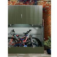 Protect A Cycle Pent Metal Bike Store