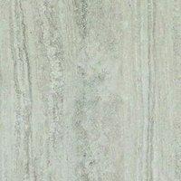 Splashwall Beige Stone 3 Sided Shower Panelling Kit (L)2.42m (W)1.2m (T)11mm
