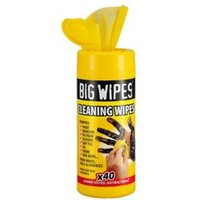 Big Wipes Unscented Cleaning wipes Pack of 40