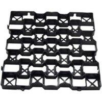 1X1 Plastic Shed Grid Base