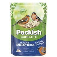 Peckish Complete All Seasons Energy Bites 500G