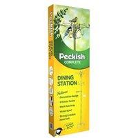 Peckish Decorative Bird feeding station (H)230cm