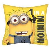 Minions Character Yellow Cushion