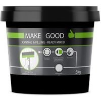 Make Good Plasterboard Jointing filling & finishing compound 5kg Tub