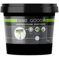 Make Good Plasterboard Jointing filling & finishing compound 15kg Tub