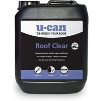 U-Can Path patio & roof Algae remover 5L Jerry can