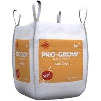 Veolia Pro-Grow Bark chippings 1000L Bulk bag
