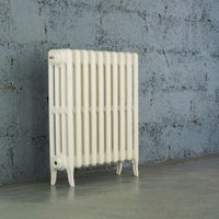 Arroll Neo-Classic 4 Column Radiator  White (W)754mm (H)660mm