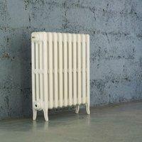 Arroll Neo-Classic 4 Column radiator  White (W)634mm (H)660mm