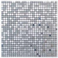 Abu Dhabi Mosaic tile sheets (L)150mm (W)110mm