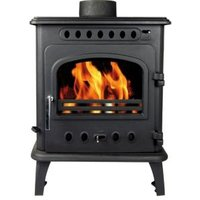 Breeze Breeze Black Solid fuel Stove