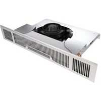 Gas Powered Horizontal Radiator (H)418 mm (W)700 mm