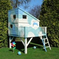 Command Post 6X4 Playhouse - Assembly Required