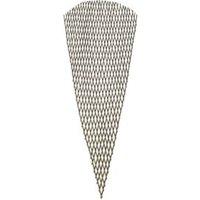 Expanding Timber Fan Trellis (H)900mm (W)1.8m