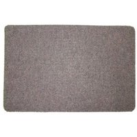 Brown Polypropylene Door mat (L)0.6m (W)0.4m