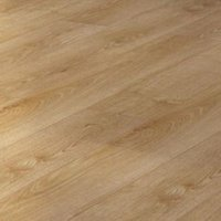 Overture Natural Milano Oak Effect Laminate Flooring 1.25 m² Sample