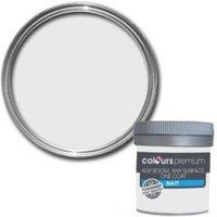 Colours Premium Chantilly Matt Emulsion Paint 0.05L Tester Pot