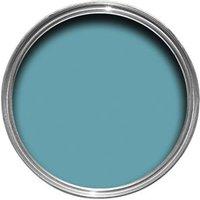 Colours Premium Tropez blue Matt Emulsion paint 0.05 L Tester pot