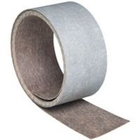 Cooke & Lewis Tectonica Matt Grey Stone effect Worktop edging tape (L)3m