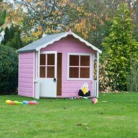 Kitty 5X4 Playhouse - with Assembly Service
