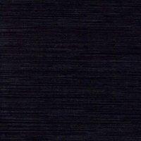 Designer Black Worktop edging tape (L)3000mm