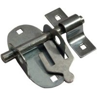 Blooma Zinc-Plated Steel Padlock Bolt (L)120mm
