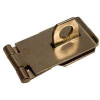 Blooma Steel (L)64mm Hasp & Staple