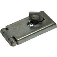 Blooma Steel (L)89mm Hasp & Staple