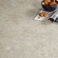 Colours Grey Limestone effect Luxury vinyl click flooring 1.49 m² Pack
