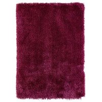 Colours Benita Purple Rug (L)2300mm (W)1600mm