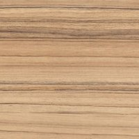 Coco Bolo Wood effect Worktop edging tape (L)3000mm