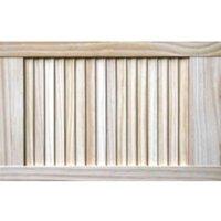 Pine Unglazed Internal Louvre Door  (H)610mm (W)381mm