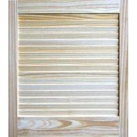 Pine Internal Louvre Door  (H)610mm (W)533mm