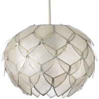 Colours Elvira Natural Artichoke Lamp Shade (D)200mm