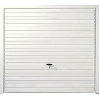Indiana Framed Retractable Garage door  (H)2134mm (W)2134mm