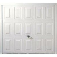 Alaska Framed Retractable Garage Door  (H)2134mm (W)2134mm