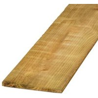Spruce Cladding (L)3m (W)150mm (T)11mm Pack of 6
