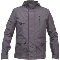 Rigour Grey Lightweight Jacket Small