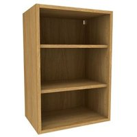 Cooke & Lewis Oak effect Deep Wall cabinet (W)500mm