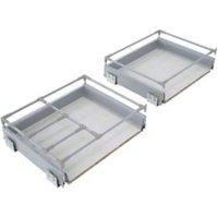 Cooke & Lewis Premium Soft-close Deep drawer box (W)600mm