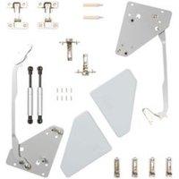 Cooke & Lewis Soft-close Non-framed Bi fold hinge kit