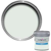 Colours Tester Mint Secret Matt Emulsion Paint 0.05L Tester Pot