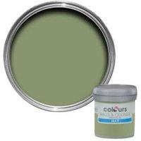 Colours Tester Pastures Matt Emulsion Paint 0.05L Tester Pot